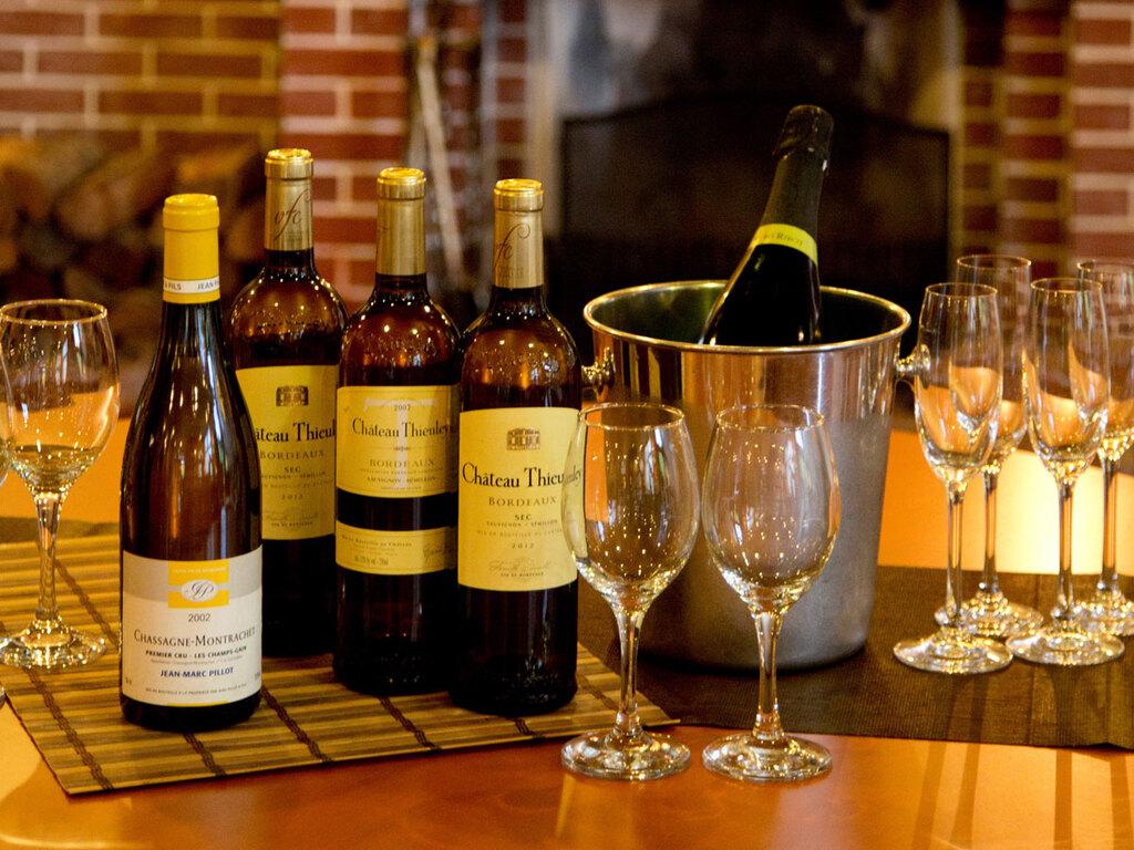 7種のワインフリーフロー