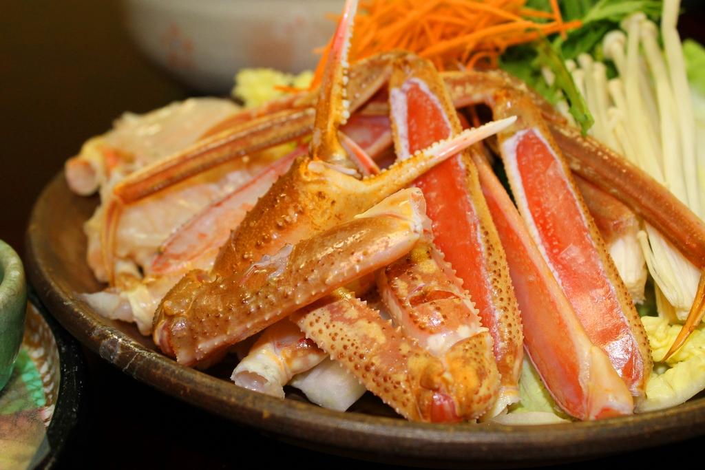 かに好き!かにすき鍋(料理一例)