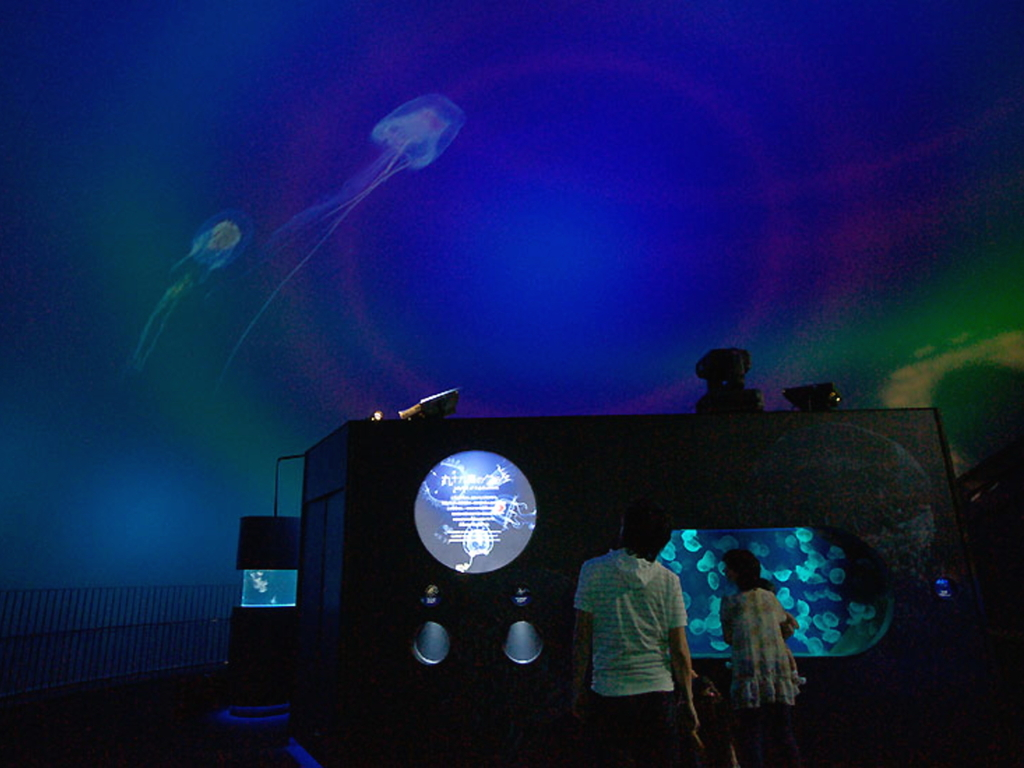 九十九島水族館「海きらら」 |西海パールシーリゾート