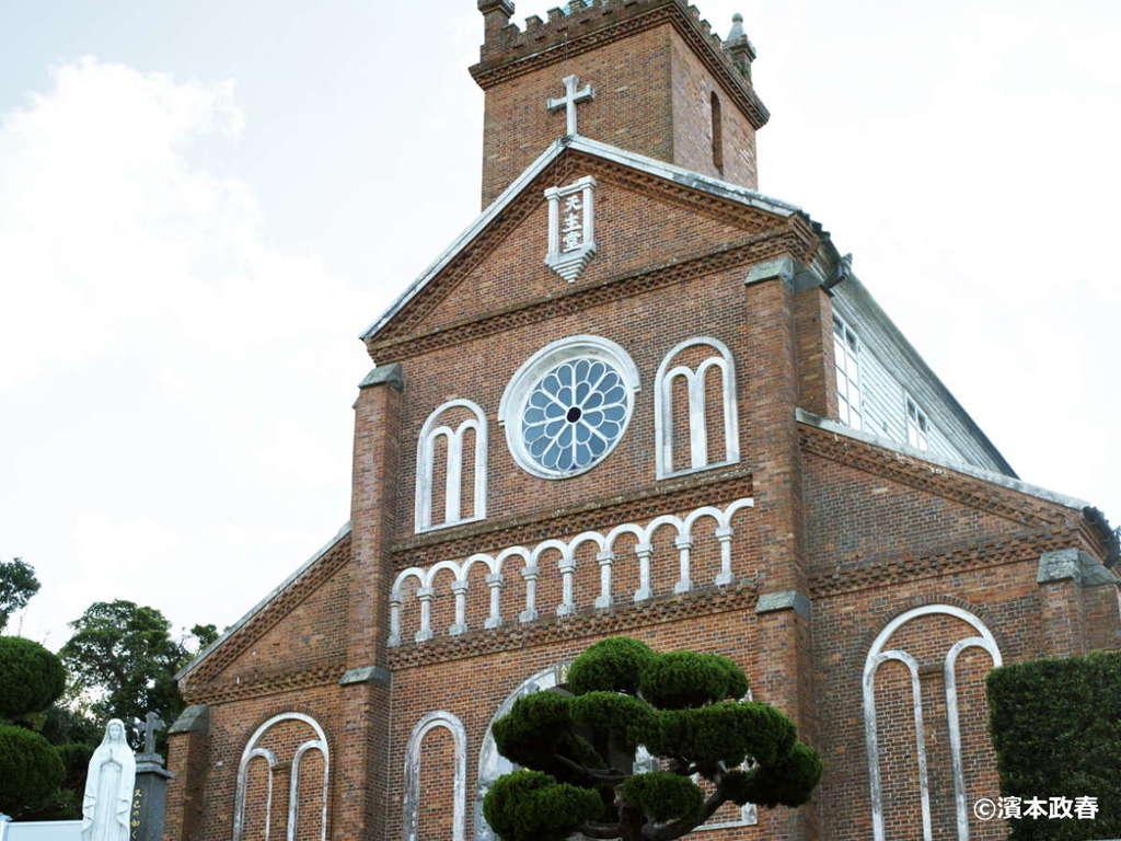 <長崎と天草地方の潜伏キリシタン関連遺産>黒島天主堂