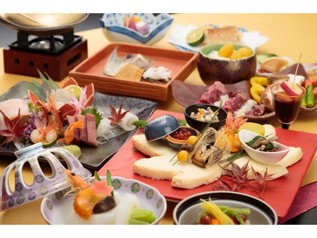 饗宴の膳〜秋〜(イメージ)