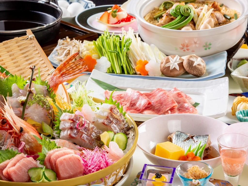 饗宴の膳〜春〜(イメージ)