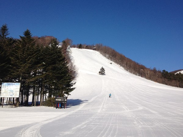 草津国際スキー場で、ウインタースポーツを楽しもう♪
