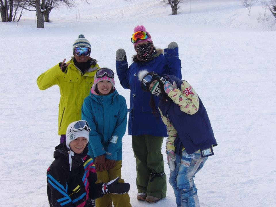 草津国際スキー場でウインタースポーツを楽しもう☆