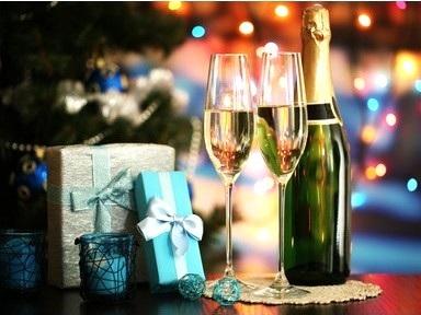 大切な人とのクリスマス宝石のような夜景とともに・・・