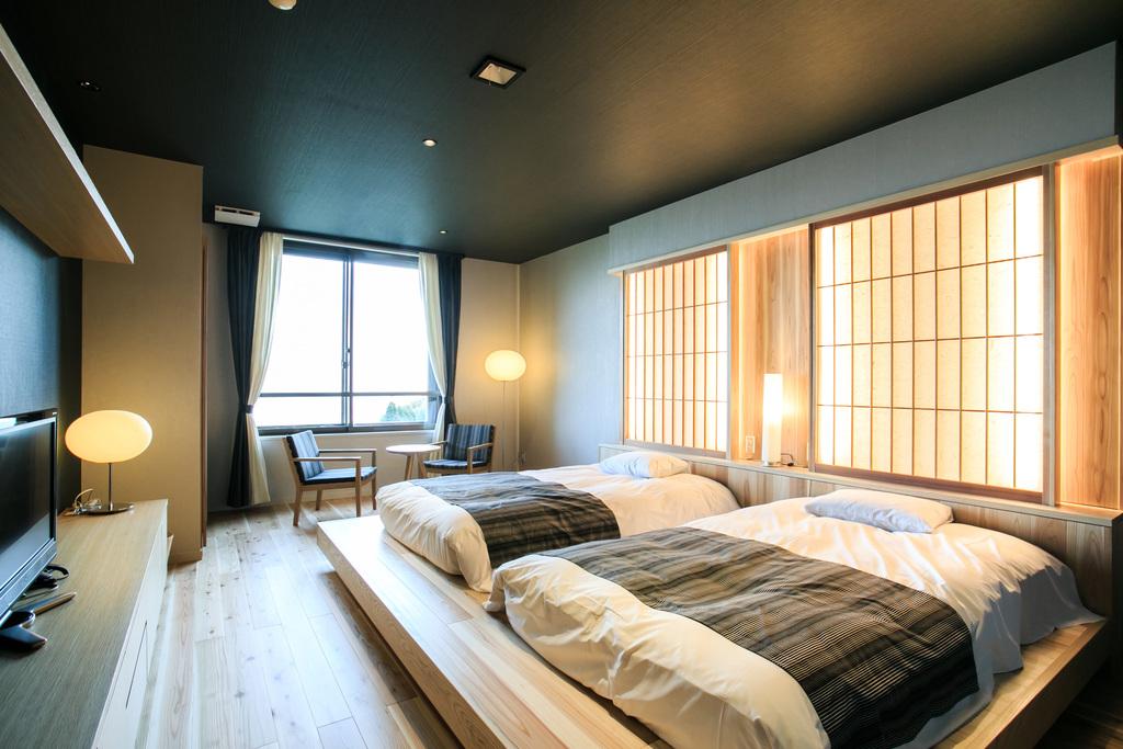 日本のホンモノを感じるお部屋