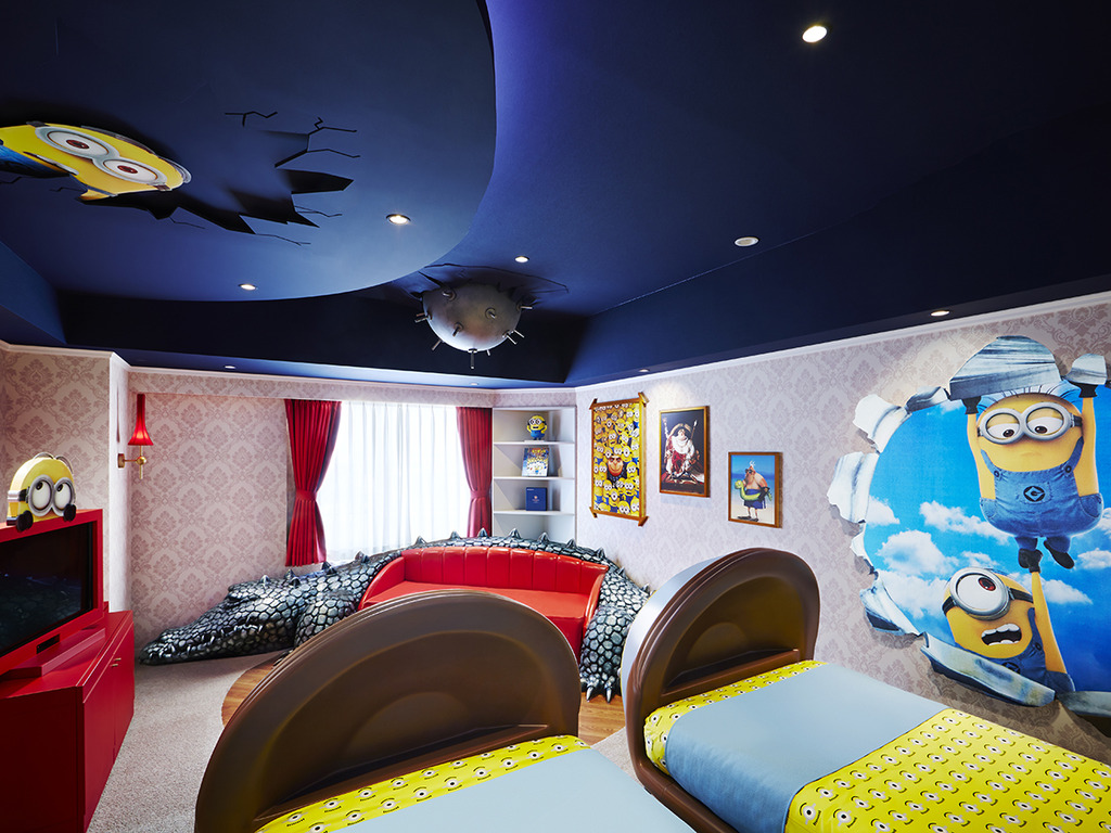 Minions Room (for 2 persons)