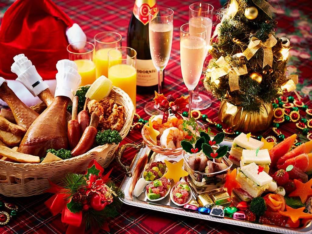 クリスマスパーティーセット