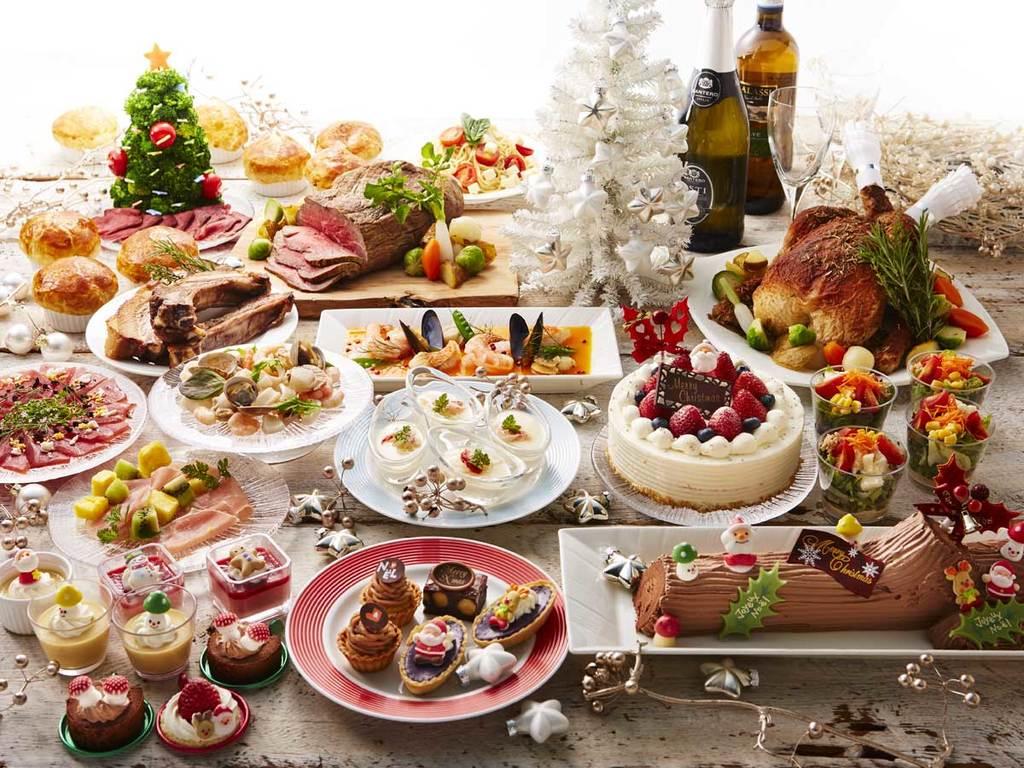 大切な人たちと、笑顔あふれるクリスマスのディナータイムを…(11/6〜12/25まで)