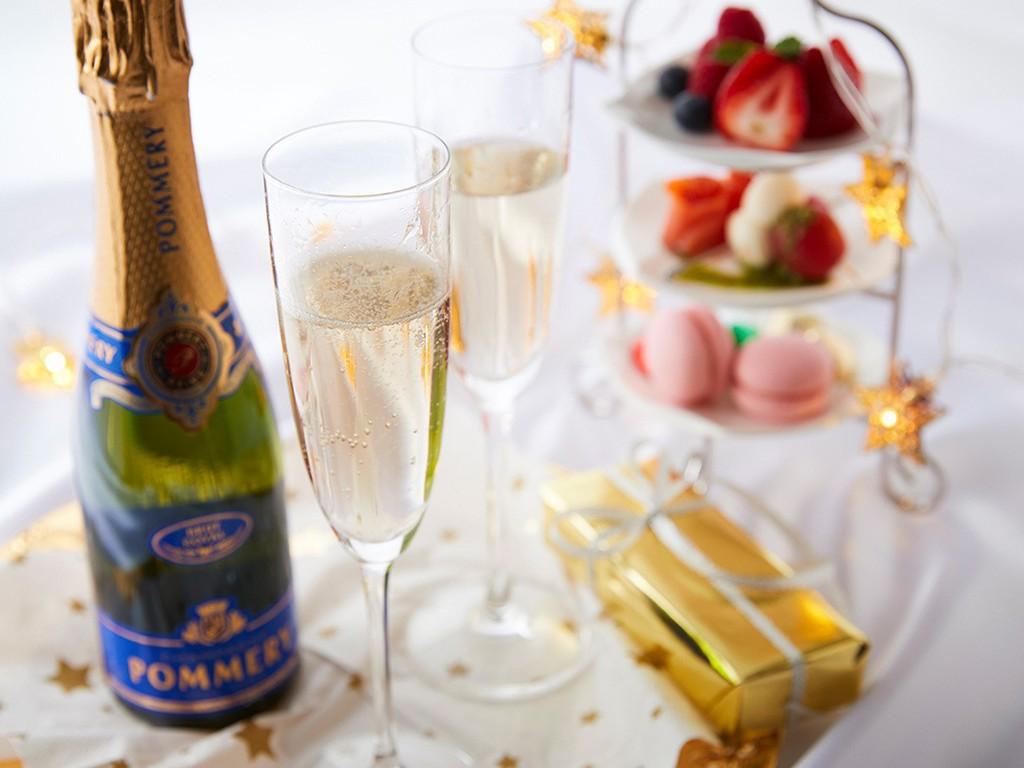 シャンパンセットプラン