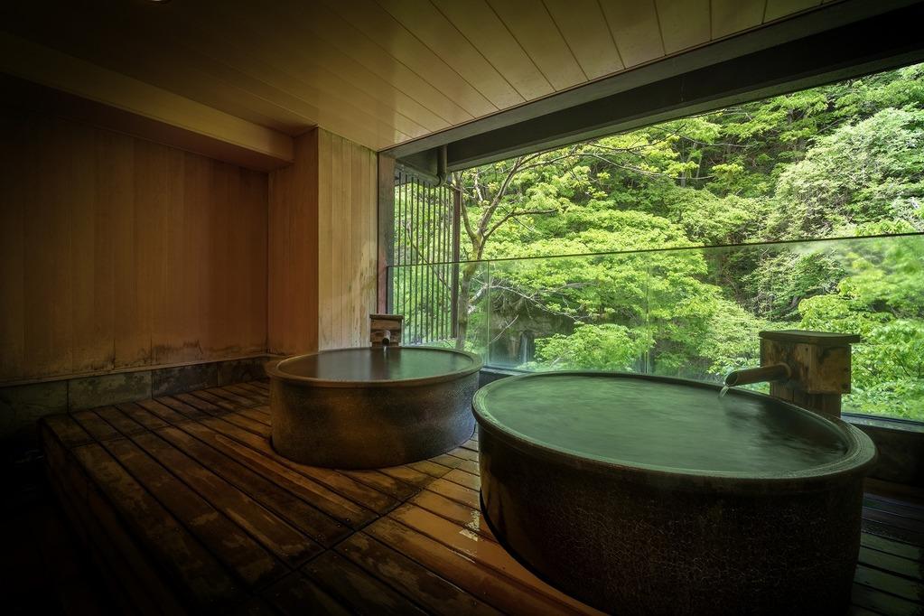 貸切展望風呂「月見の湯」