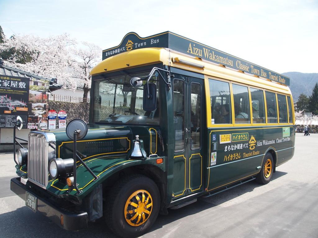 【まちなか周遊バス】ハイカラさん