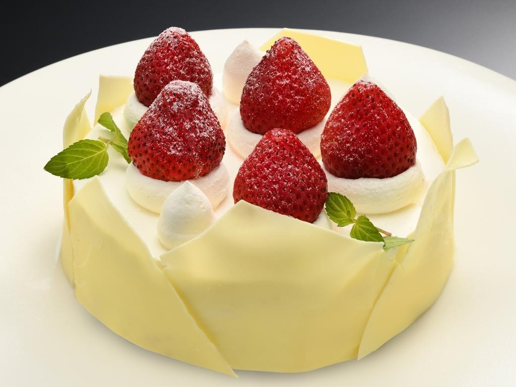 ★お誕生日・記念日特典★オリジナルケーキ