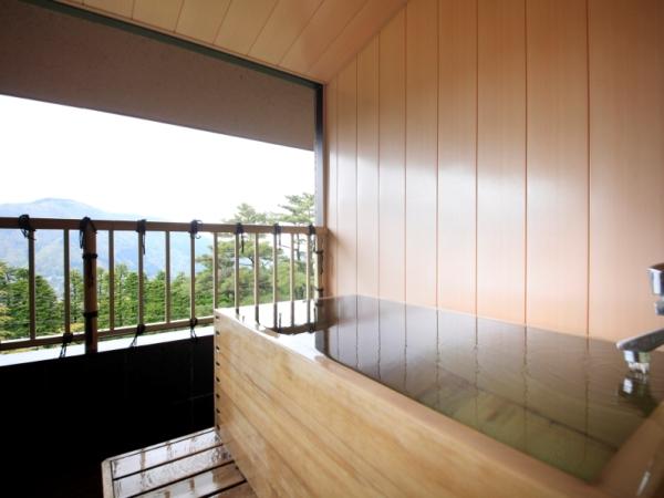 露天風呂付最上階特別室 ※イメージ