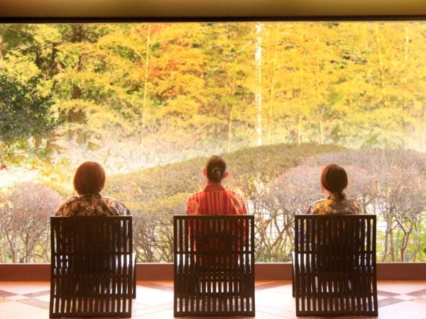 箱根で思い出作り…!