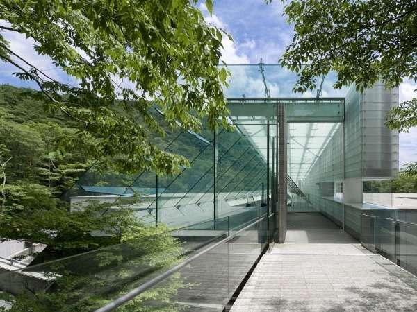 ポーラ美術館:モネ、シャガールなど一度は会いたい名画を展示。