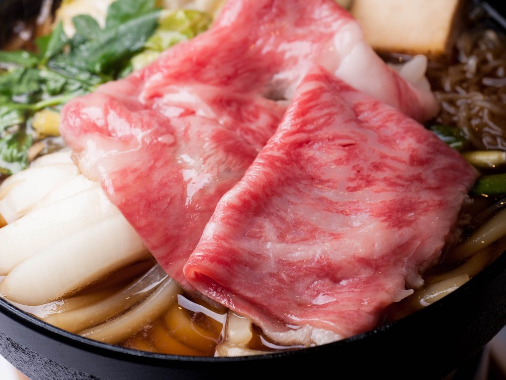 松阪牛すき焼イメージ