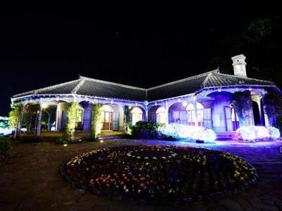 光の王国 in グラバー園
