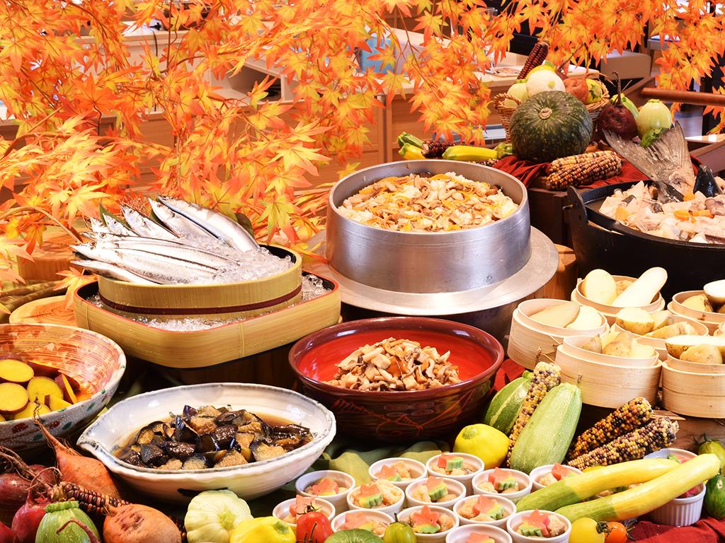 2017たきもと収穫祭(料理イメージ)