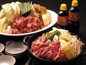 北海道の味覚の王道ジンギスカンを。