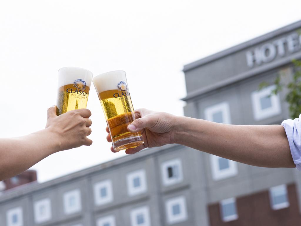 サッポロビール誕生の地で飲む地ビールをご堪能下さい。