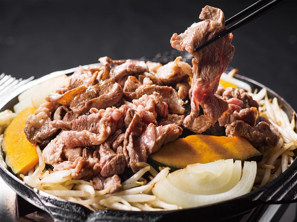 北海道の味覚の王道夕食です。
