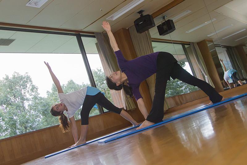 日本メディカルトレーニングセンター ダンスルーム