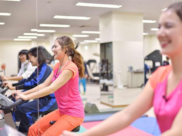 日本メディカルトレーニングセンター トレーニングルーム