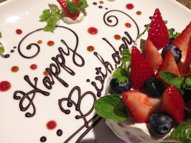 ケーキサービスイメージ