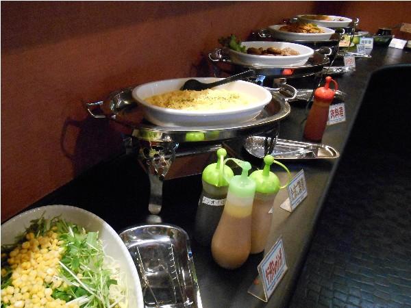 朝食(和洋セルフサービス(6:30〜9:30))