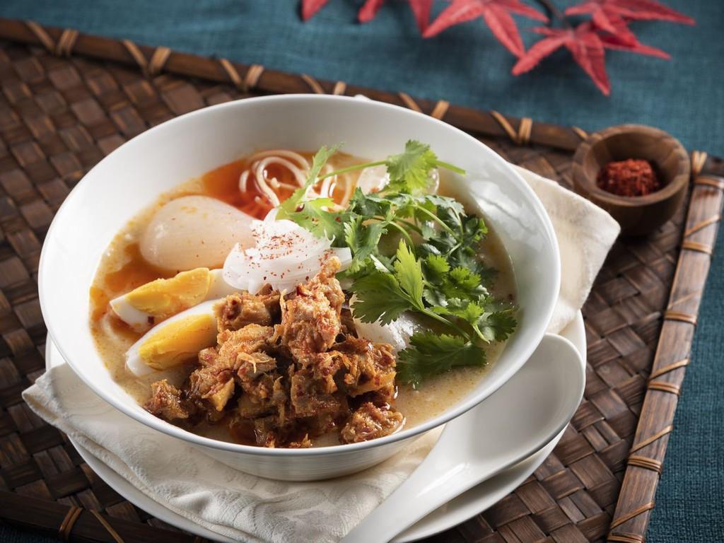 【リゾートブッフェ・秋】ミャンマースープ