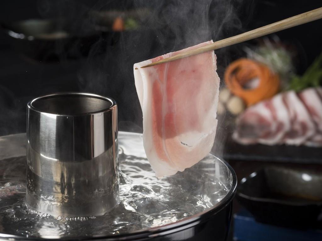 【恋するレシピ・冬】海藻ポークのしゃぶしゃぶ
