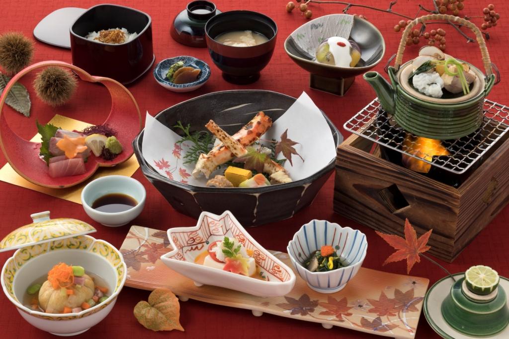 日本料理『小岱』にてあかね膳ご堪能ください♪