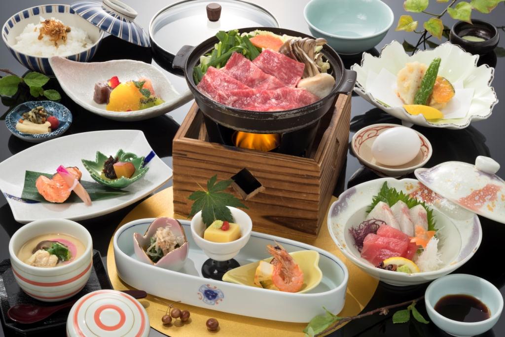 大人様会席料理♪お肉は『和王』を使用!!仕入れにより内容が変更する場合もございます。