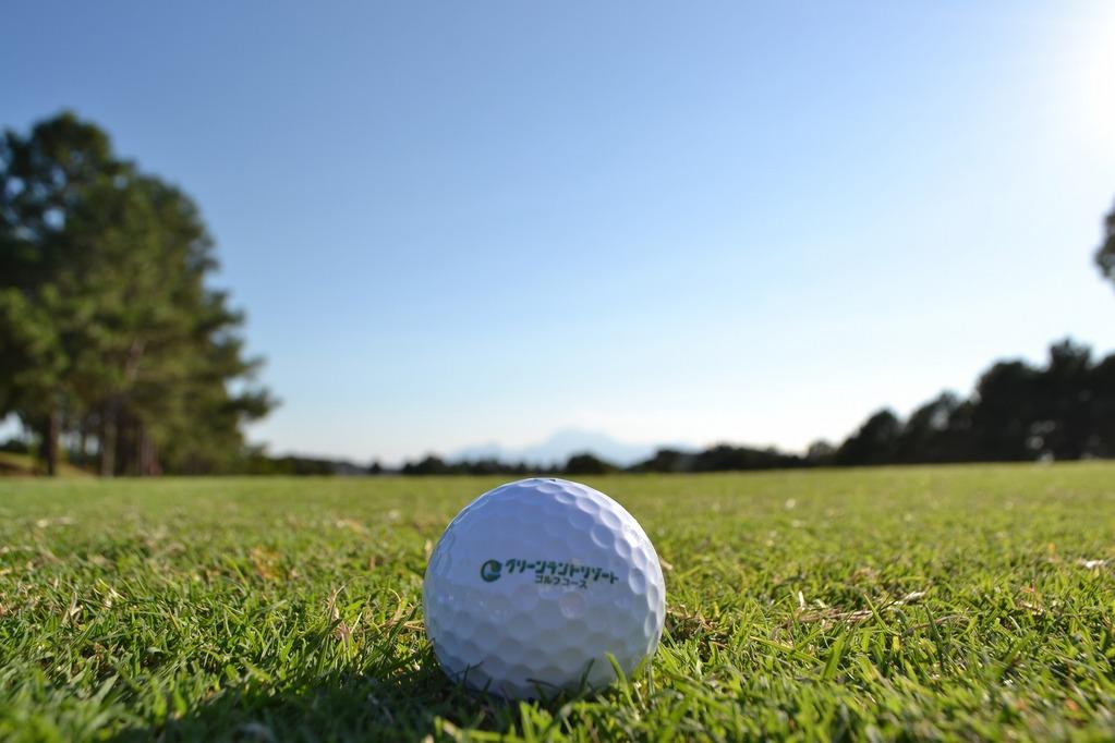グリーンランドリゾートゴルフコース