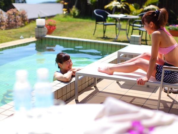 夏といえば・・・プール!
