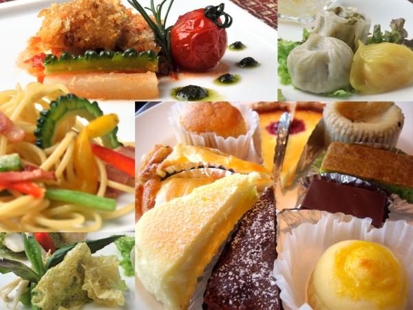 【暖琉満菜】ランチ&スイーツブッフェイメージ