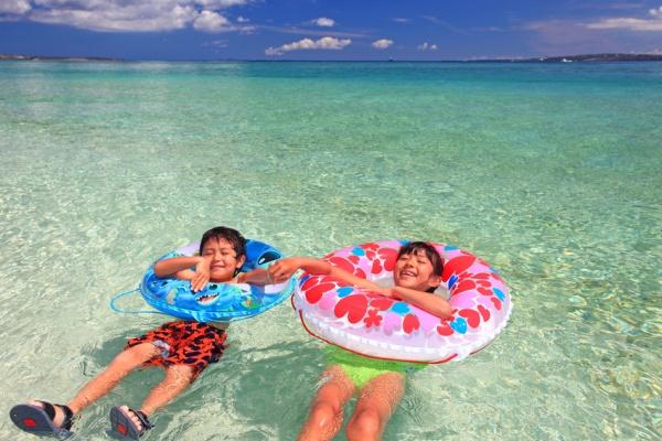 夏の沖縄を満喫しよう♪