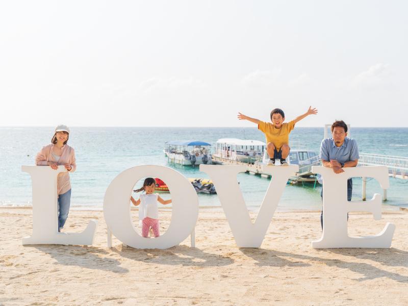 沖縄満喫!夏の思い出作りは「オーシャンスパ」へ