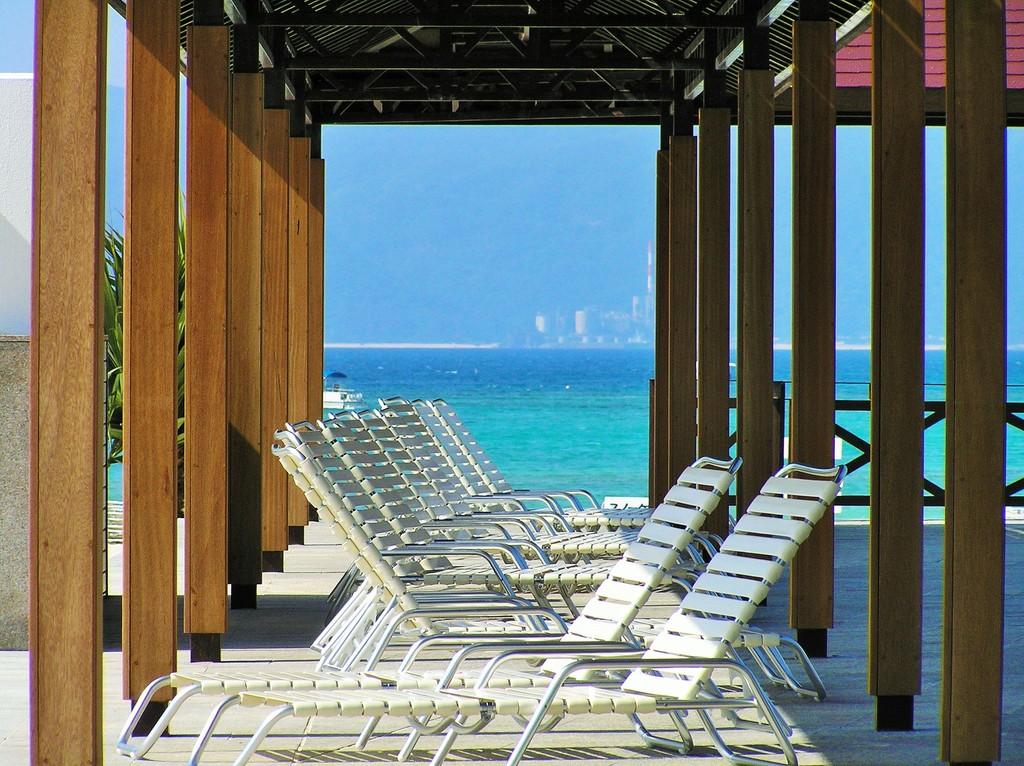 プライベートビーチ「かりゆしビーチ」