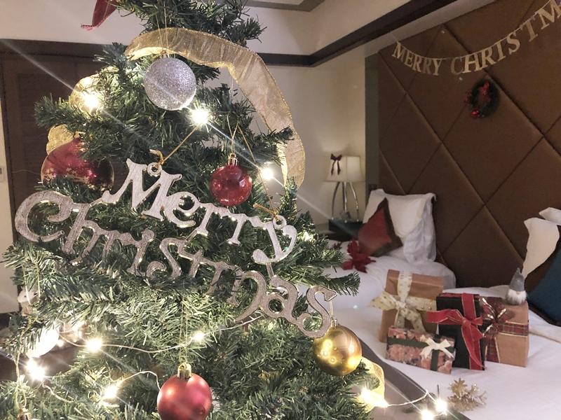 クリスマスルーム※イメージ