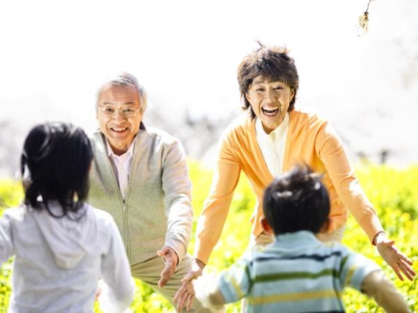三世代旅行にもおすすめ♪おじい様おばあ様との沖縄旅行をお愉しみ下さい☆