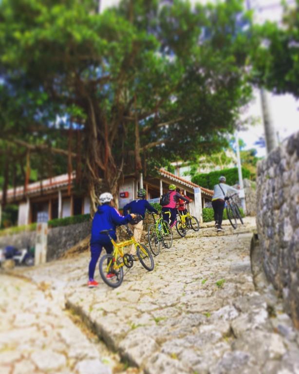 歴史文化溢れる首里散策サイクリング