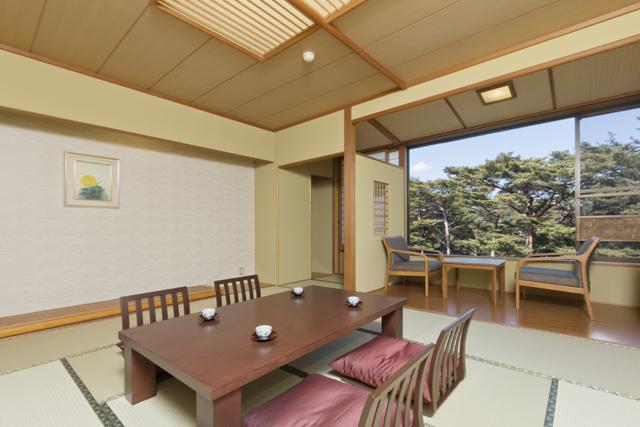 松林側客室イメージ
