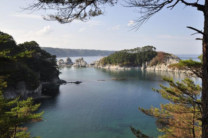 浄土ヶ浜自然散策