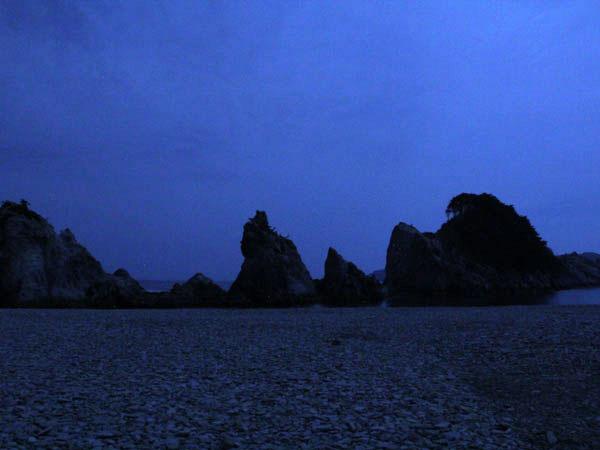 浄土ヶ浜ナイトツアー