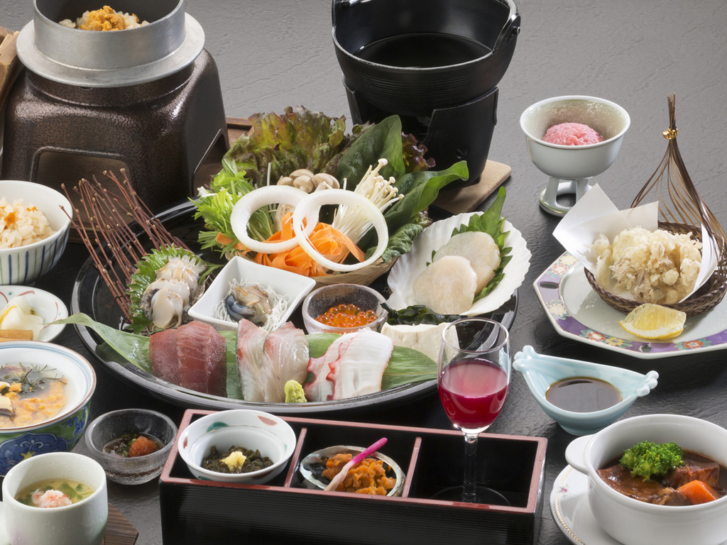 和食膳イメージ(冬)