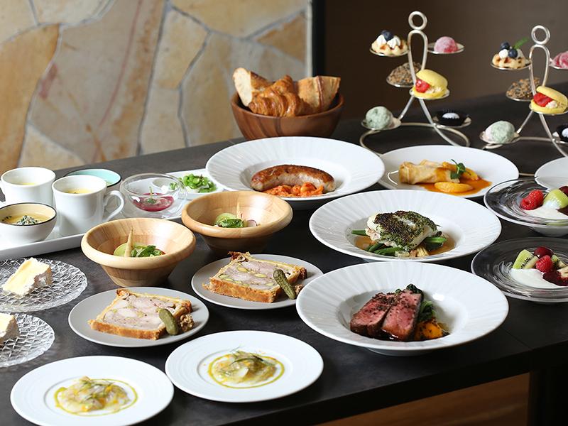 優雅な朝食で素敵な神戸旅のはじまりを