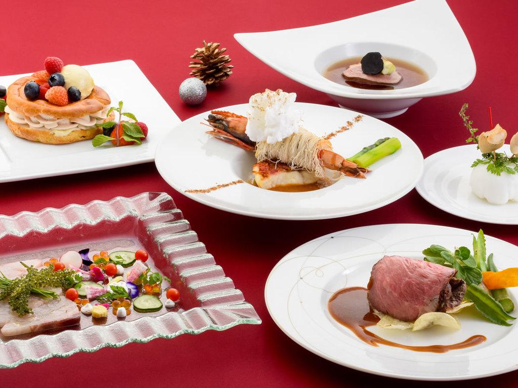 サザンテラス「クリスマスディナーコース」