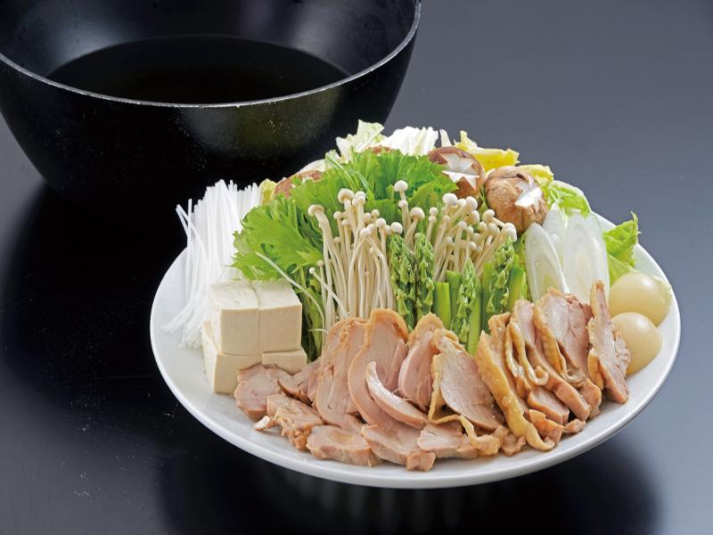 川俣シャモ鍋